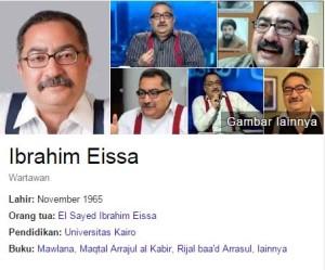 jurnalis mesir ibrahim Eissa