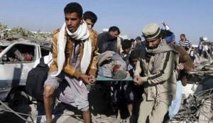 53 شهيدا وجريحا بغارات على اليمن خلال 24 ساعة