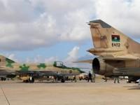 Pesawat MiG-23 Libya Ditembak Jatuh di Benghazi