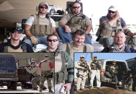 """Keteteran di Yaman, Pasukan """"Blackwater"""" Putuskan Keluar Dari Taiz"""