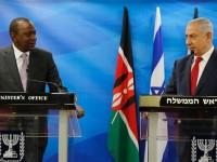 Kunjungi Israel, Presiden Kenya Dikecam