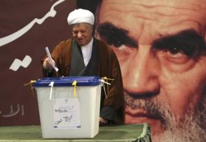 rafsanjani pemilu iran 2016