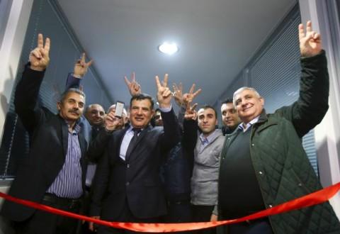 Kelompok Kurdi Suriah Buka Kantor Perwakilan di Moskow