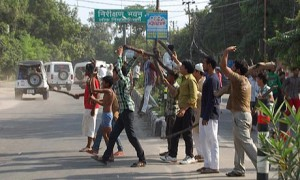 Northern Indian sectarian clashes