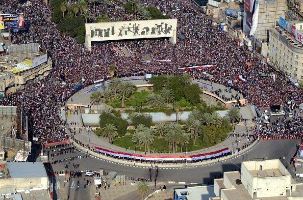 Foto rakyat irak berdemo tuntut reformasi kabinet liputan islam - Kabinet multimedia ...