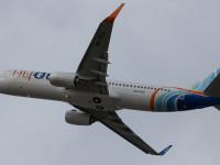 Pesawat Flydubai Jatuh di Rusia Selatan, 62 Penumpang Tewas