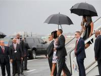 Barack Obama Lakukan Kunjungan Bersejarah ke Kuba
