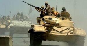pasukan tank irak