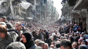 Kamp Yarmouk file foto