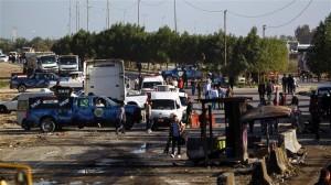 Ledakan di Irak 6 MAret