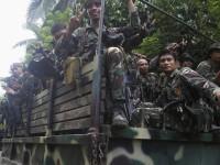 ISIS Ledakkan Truk, 23 Tentara Filipina Tewas