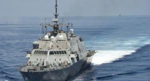 kapal amerika di laut cina