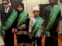 Musa, Hafidz Cilik Termuda di Indonesia Menang di Kairo