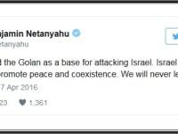 Kepalsuan Klaim Netanyahu