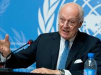 Utusan PBB Minta Oposisi Suriah Sadari Kekalahannya