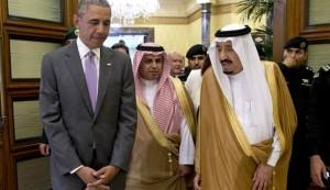 خلافات بين أوباما وسلمان حول إيران تخيم على محادثاتهما