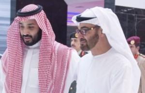 saudi dan UEA