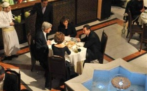 Assad kerry