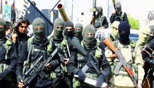 مقتل وإصابة المئات باقتتال للجماعات المسلحة بالغوطة