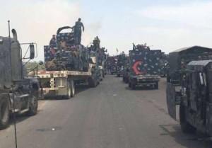 pasukan irak ke fallujah