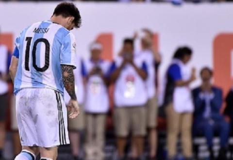 Argentina Kalah Lagi di Copa America