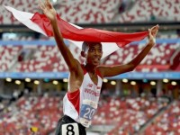 Agus Prayogo Lakukan Persiapan Olimpiade Di Tengah Bulan Puasa