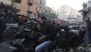 6 شهداء و19 جريحا بتفجيرات في بلدة القاع شرقي لبنان