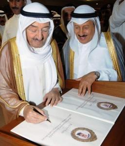 emir kuwait di masjid syiah2