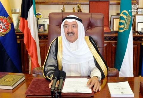 Emir Kuwait Ucapkan Selamat Atas Pembebasan Fallujah