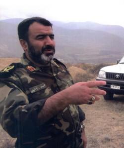 iran Brigjen Hamid Reza Rostamian
