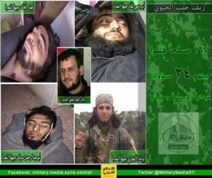 korban tewas jaish al-fath