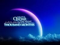 Misteri Lailatul Qadar (2)