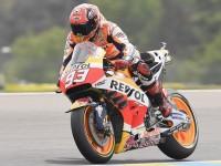 Kontrak Marquez diperpanjang Honda sampai 2018