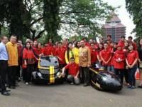 Mobil Buatan Mahasiswa Indonesia Ini Jadi yang Terbaik di Asia