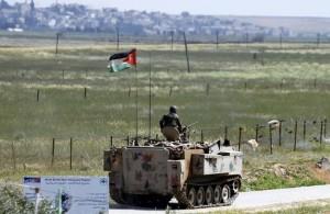 قتلى وجرحى من الجيش الأردني في هجوم قرب الحدود السورية