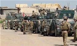 persiapan pasukan irak