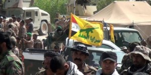كيلومتر واحد يفصل القوات العراقية عن مركز الصقلاوية