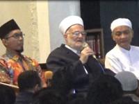 Syekh Ikrimah Shabri: Membela Al Aqsa Bagian dari Keimanan