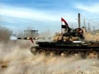 Tentara Suriah Hajar al-Nusra dan ISIS di Beberapa Kawasan