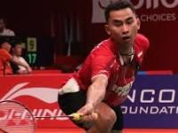Tommy Kalah di Indonesia Terbuka 2016