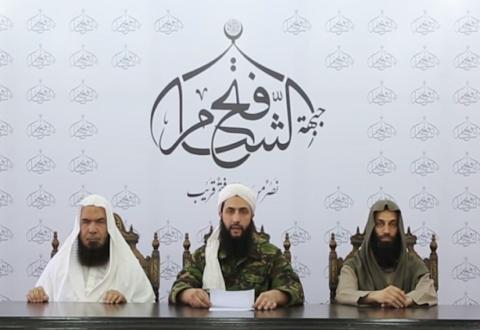 """Jabhah al-Nusra Ganti Nama Jadi """"Jabhah Fath al-Sham"""""""