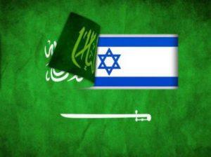 israel di balik saudi
