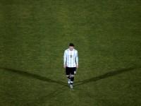Beban Berat Messi