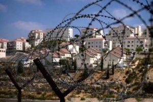 permukiman zionis israel