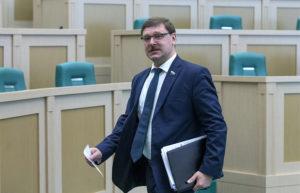 rusia konstantin Kosachev