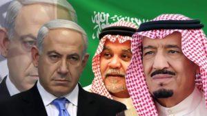 saudi dan israel