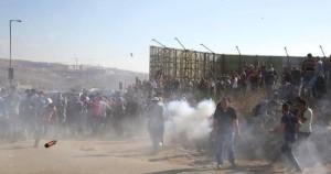 serangan zionis di tepi barat