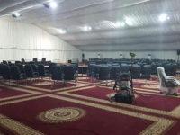 Dagelan KTT Liga Arab Di Bawah Tenda