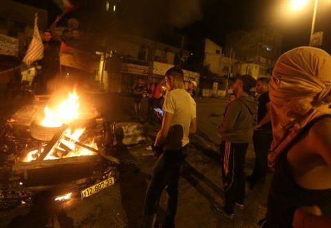 Bentrok Dengan Tentara Israel, 11 Warga Palestina Terluka