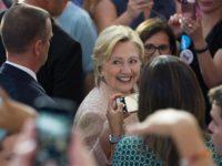 Polling Terbaru: Clinton Menang 12 Poin Atas Trump